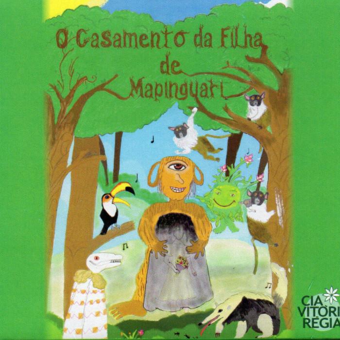 O Casamento da Filha de Mapinguari